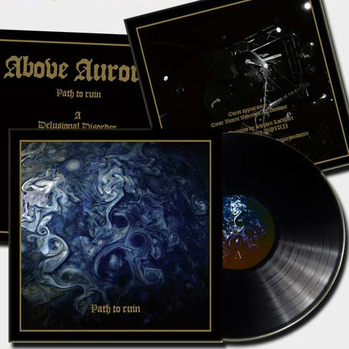 Above Aurora - Path to Ruin LP