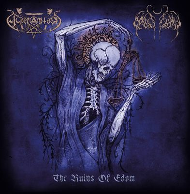 Acherontas / Nightrbinger - The Ruins of Edom