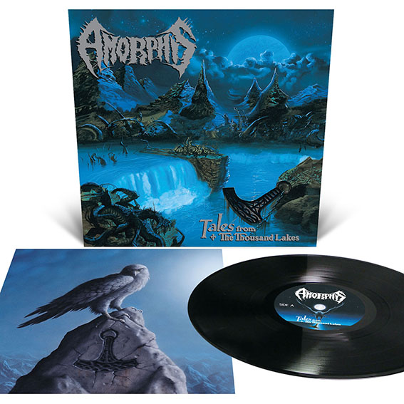 Amorphis - Tales From The Thousand Lakes LP