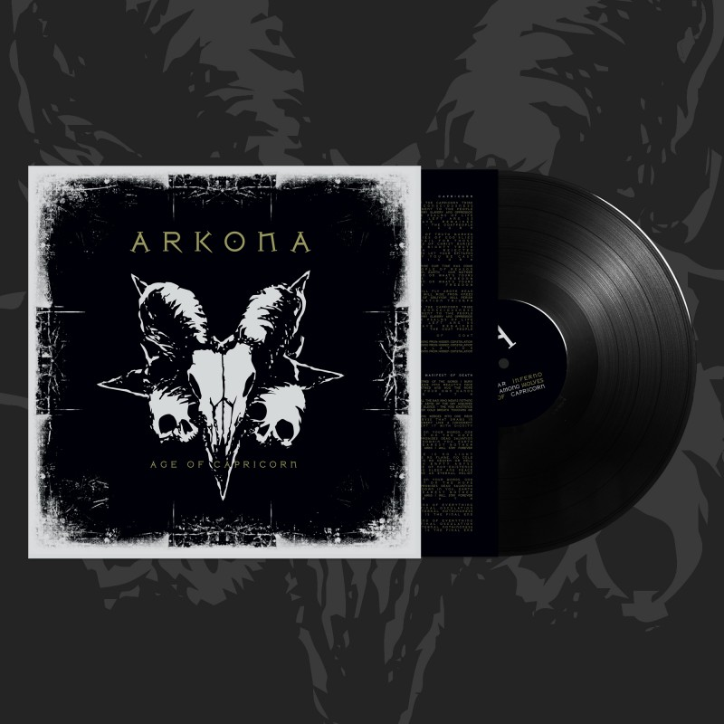 Arkona - Age Of Capricorn LP