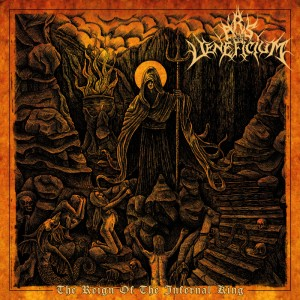 Ars Veneficium - The Reign Of The Infernal King