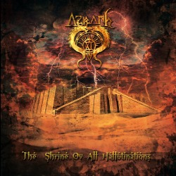 Azrath XI - The Shrine ov all Hallucination