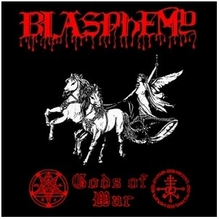 Blasphemy - Gods of War & Blood Upon the Altar 2LP