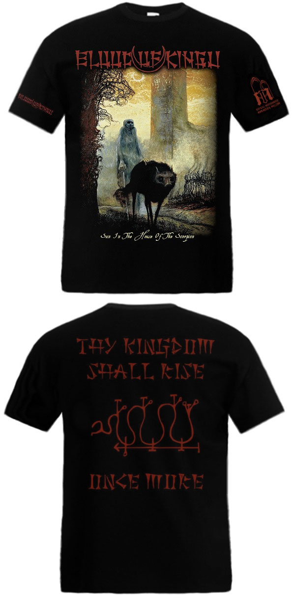 Blood Of Kingu - Sun In The House Of The Scorpion TS