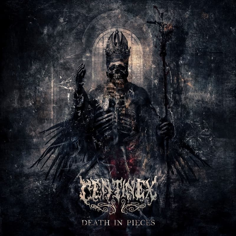 Centinex - Death in Pieces LP