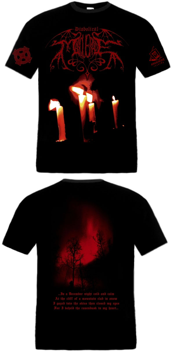 Diabolical Masquerade - Ravendusk In My Heart TS