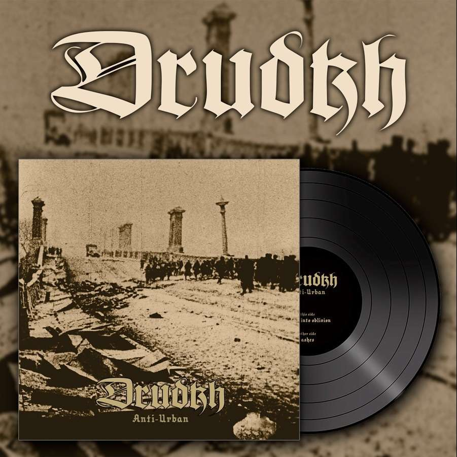Drudkh - Anti Urban LP