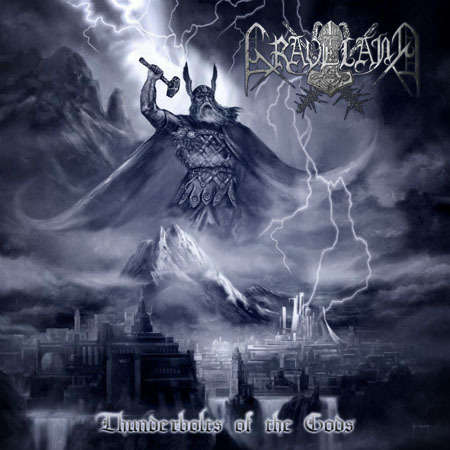 Graveland - Thunderbolt of the Gods LP
