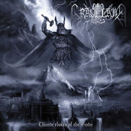 Graveland - Thunderbolt of the Gods