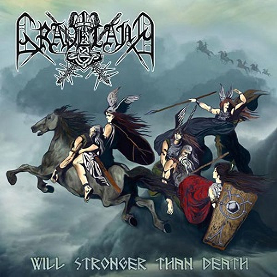 Graveland - Will Stronger Than Death LP