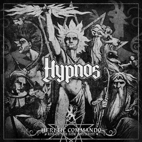 Hypnos - Heretic Commando Die Hard LP