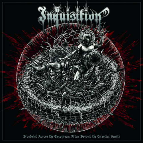 Inquisition - Bloodshed Across The Empyrean Altar... DLP