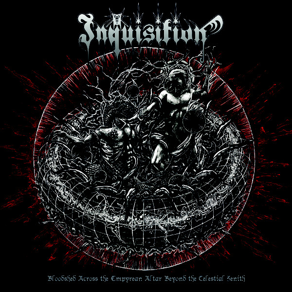 Inquisition - Bloodshed Across The Empyrean Altar...