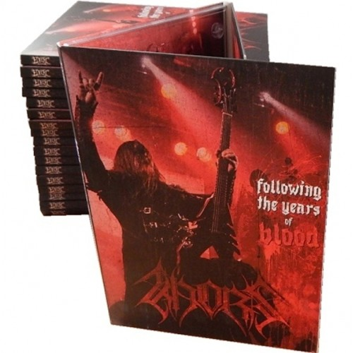 Khors - Following the Years of Blood DVD