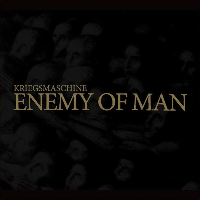 Kriegsmaschine - Enemy Of Man LP