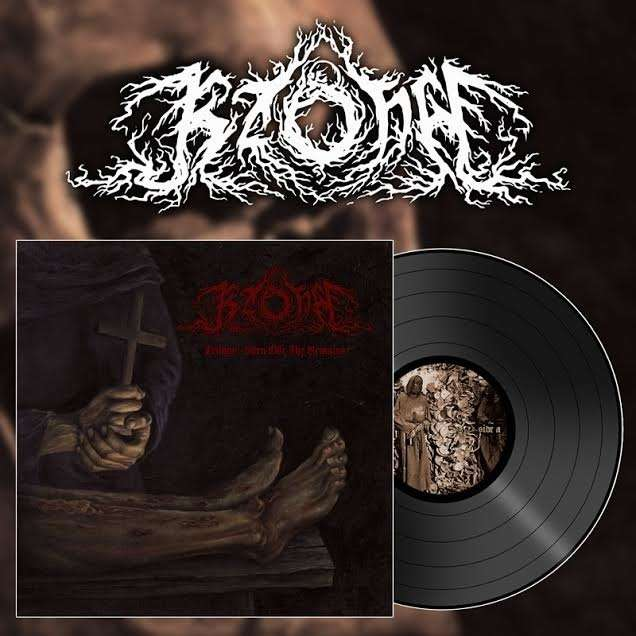 Kzohh - Trilogy: Burn Out The Remains CD/DVD