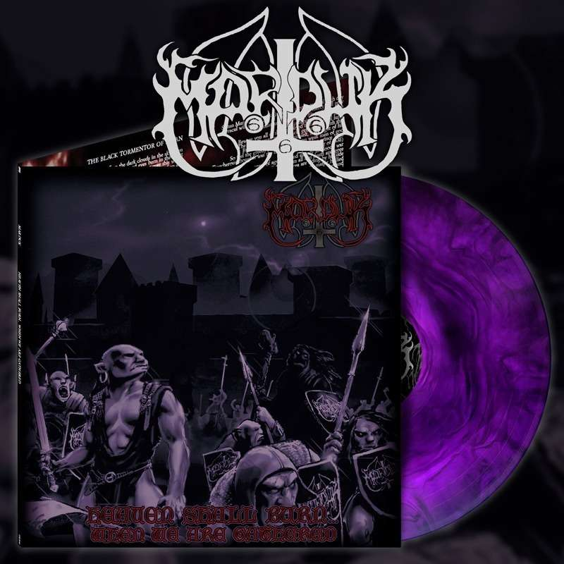Marduk - Heaven Shall Burn When We Are Gathered LP