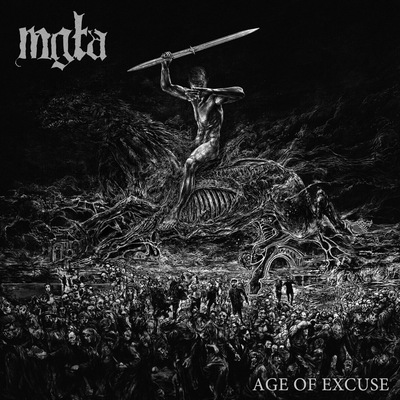 Mgla - Ages of Excuse LP