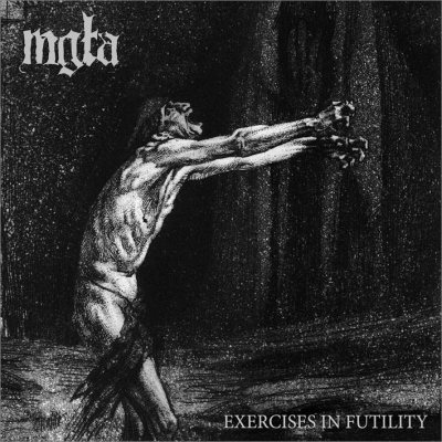 Mgla - Exercises in futility LP
