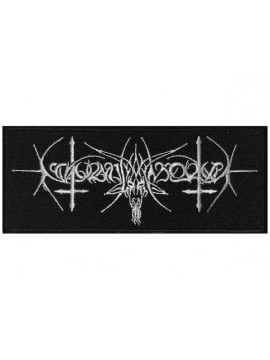 Nokturnal Mortum - Logo Patch