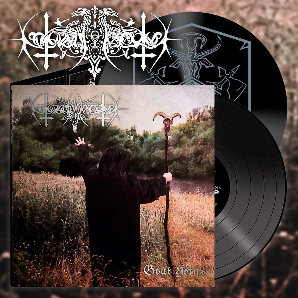 Nokturnal Mortum - Goat Horns DLP black