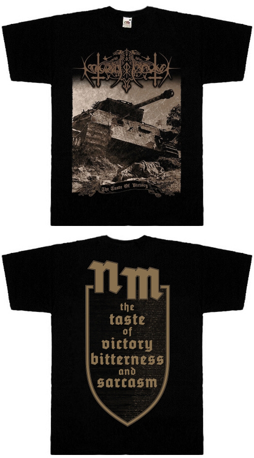 Nokturnal Mortum - The Taste Of Victory TS