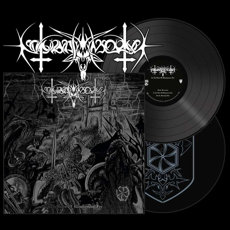 Nokturnal Mortum - To The Gates of Blasphemous Fire DLP