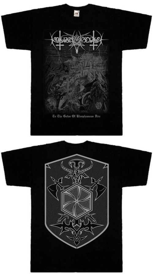 Nokturnal Mortum - To The Gates Of Blasphemous Fire TS
