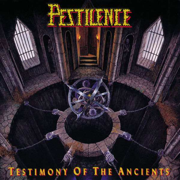 Pestilence - Testimony Of The Ancients LP