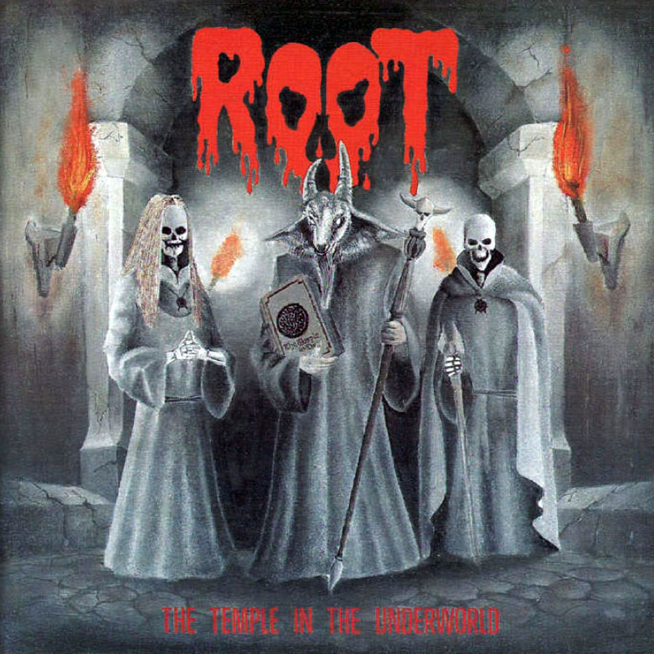 Root - The Temple in the Underworld LP/EP