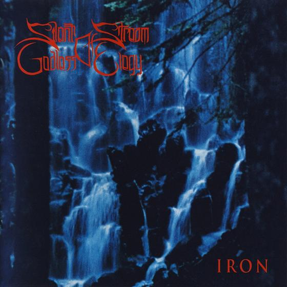 Silent Stream of Godless Elegy - Iron LP
