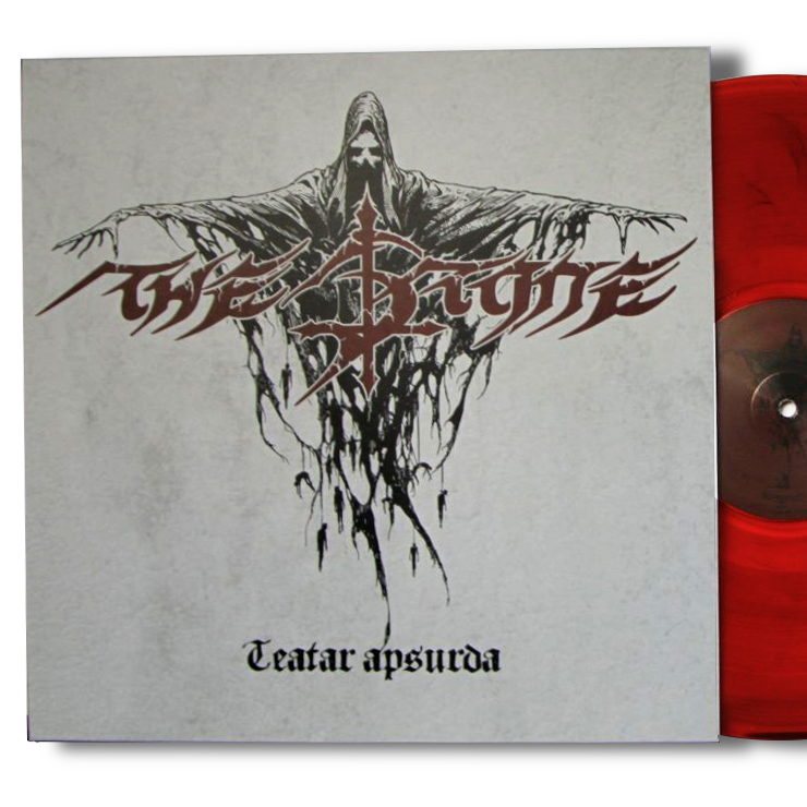 The Stone - Teatar Absurda LP Red