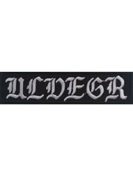 Ulvegr - Logo Patch