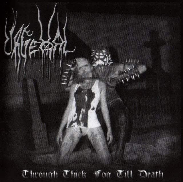 Urgehal - Through Thick Fog Till Death LP