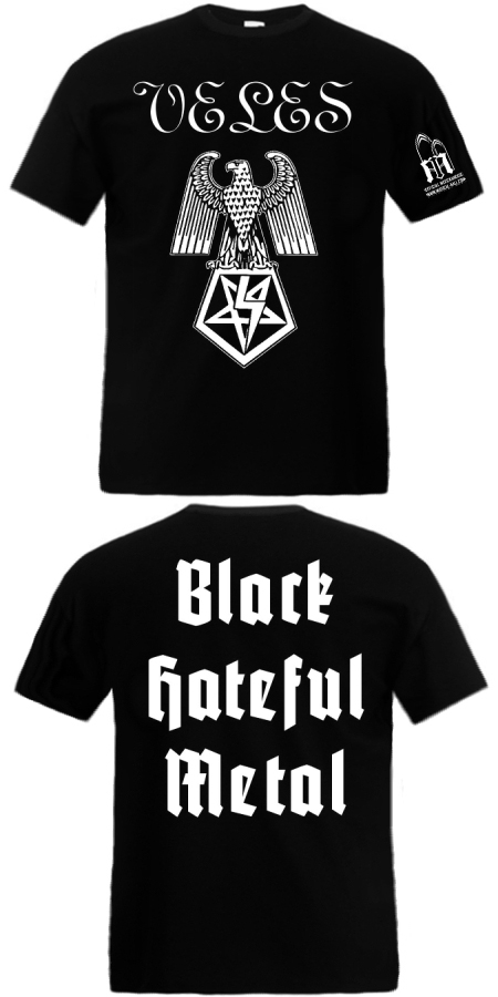 Veles - Black Hateful Metal TS