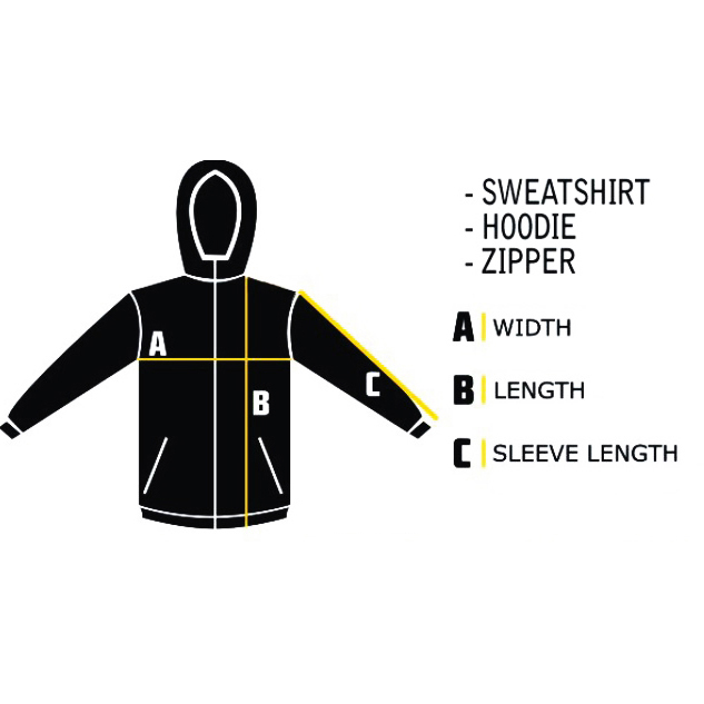 Accuracy of size - Hoodie